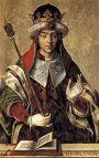 Salomon, peint par Pedro Berruguete (vers 1500)